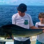 Activities: deep fishing