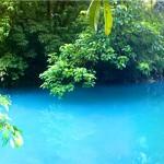 Antivity: Rio Celeste - Blue River