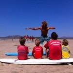 Activities: Surf Class